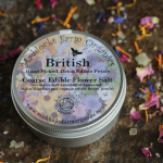 Organic Flower Salt from Maddocks Farm Organics